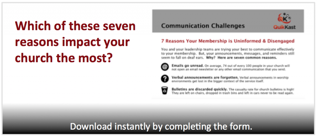 Communication Challenges - 7 Reasons Banner